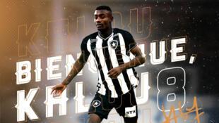 L'Ivoirien Salomon Kalou s'est engagé avec Botafogo.