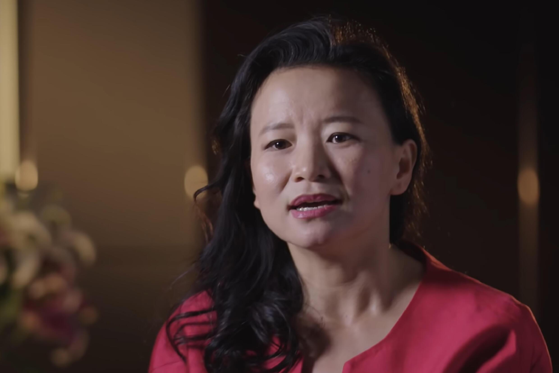 澳洲籍記者成蕾囚禁6個月後被中國當局宣布正式逮捕2021年2月8日