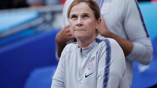 Jill Ellis is the first woman to steer squads to back-to-back World Cup titles.