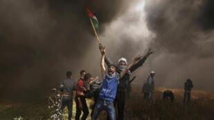 """وزارت امور خارجه فرانسه روز شنبه ۷ آوریل، نوزدهم فروردین با محکوم کردن حملات ارتش اسرائیل علیه فلسطینیان، خواستار """"خویشتنداری"""" مقامات اسرائیلی شد."""