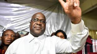 Избирательная комиссия в ДРК объявила о победе оппозиционера Феликса Чисекеди