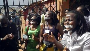 Désormais en Ouganda, chaque manifestation devra être précédée d'une demande d'autorisation par écrit à la police.