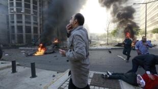 O atentado no Líbano deixou pelo menos 5 mortos e 66 feridos