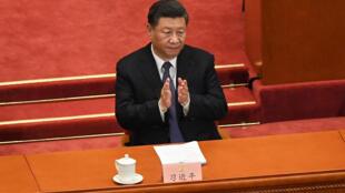 中国国家主席习近平 资料照片
