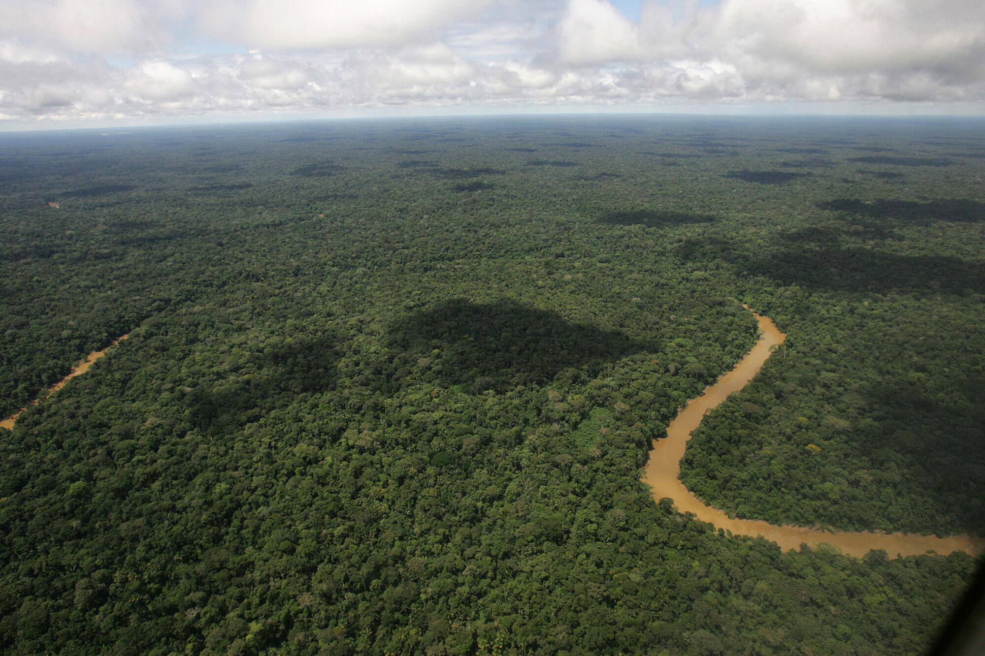 Equateur - Amazonie - Pétrole