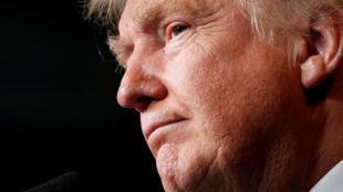 El presidente electo estadounidense Donald Trump.