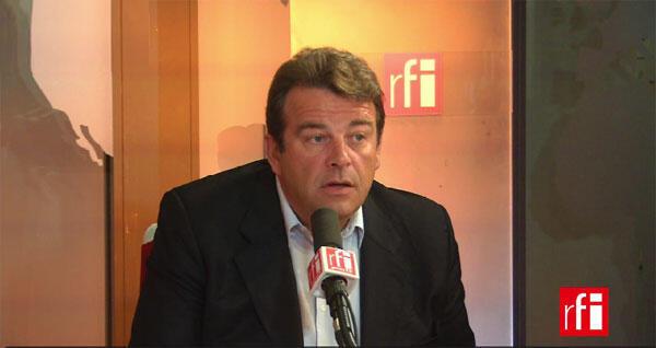 Thierry Solère, député Les Républicains.