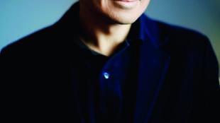 L'écrivain Salim Bachi.