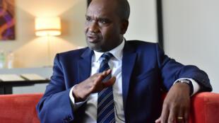 Le ministre burkinabè des Affaires étrangères, Alpha Barry.