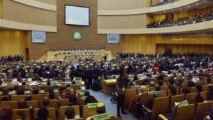 Mkutano wa wakuu wa nchi za Umoja wa Afrika mjini Addis Ababa, Ethiopia