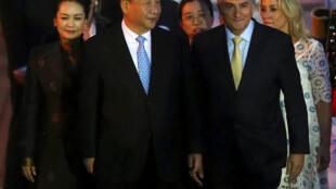 中國國家主席習近平29日晚抵達阿根廷首都出席G20峰會