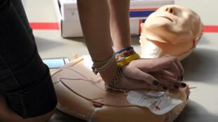 massage - cardiaque