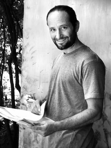 """Carlos Reygadas, le réalisateur mexicain de """"Post Tenebras Lux""""."""