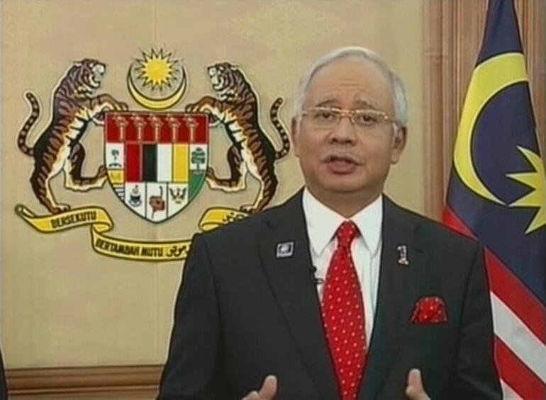 Thủ tướng Malaysia Najib Razak - Reuters