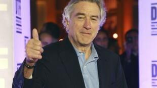 O ator norte-americano Robert De Niro vai presidir o juri do próximo festival de Cannes.