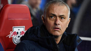 José Mourinho - Tottenham - Futebol - Football - Premier League