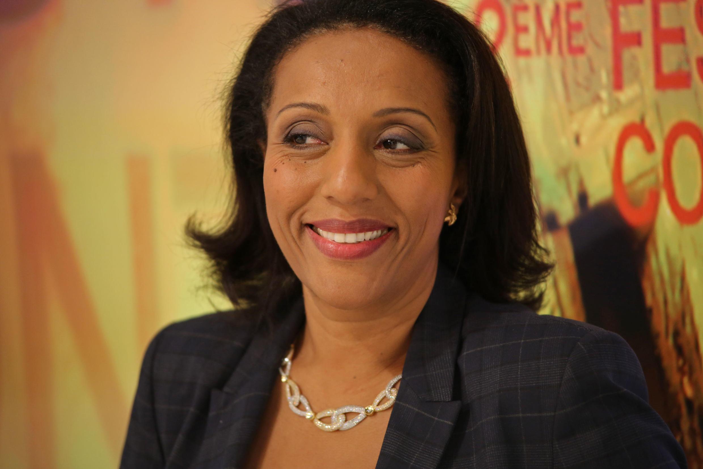 Fatima Ousseni, co-fondatrice du Festival d'art contemporain des Comores.