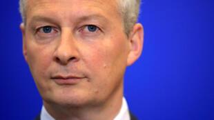 Para Bruno Le Maire, el ministro de Economía francés, este impuesto 'es una cuestión de justicia fiscal'.