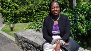Sabine Bakyono/Kanzié, ambassadrice, déléguée permanente adjointe du Burkina Faso auprès de l'Unesco.