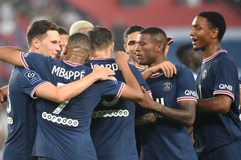 PSG - Paris Saint-Germain - Kylian Mbappé - Futebol - Desporto - Ligue 1 - Icardi - Draxler - Paris