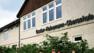 Lycée Gustav Heinemann, Berlin (Allemagne).