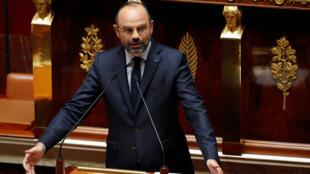 Премьер-министр Франции Эдуар Филипп проведет переговоры со своим российским коллегой Дмитрием Медведвым в Гавре