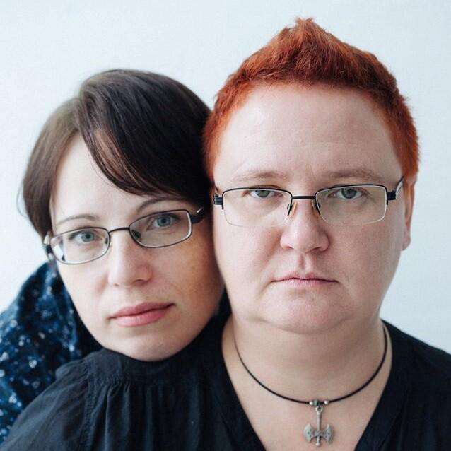 Вера Кружкина (слева) и Оксана Березовская