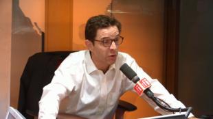Justin Vaïsse sur RFI le 19 juillet 2018.
