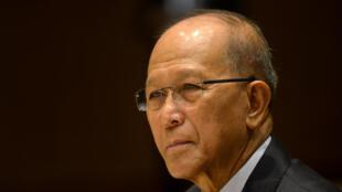 Bộ trưởng Quốc Phòng Philippines Delfin Lorenzana.