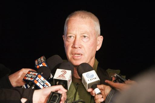 Йоав Галант, израильский министр алии и интеграции