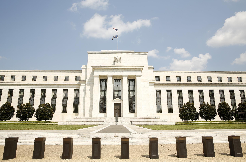 A sede do FED, o banco central americano, em Washington