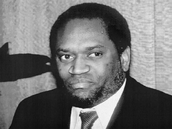 Melchior Ndadaye, rais wa zamani wa Burundi.