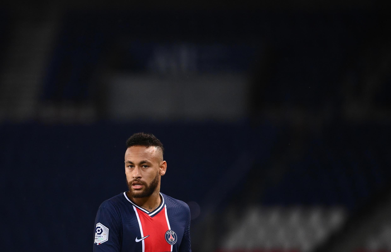 Neymar alleges that the Marseille defender Alvaro Gonzalez racially abused him.