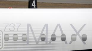 Un Boeing 737 MAX 8 photographié à Renton, dans l'Etat américain de Washington.