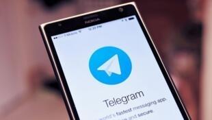 Telegram tem 100 milhões de usuários em todo o mundo.
