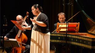 Les pionnières compositrices  au Festival de Radio France et Montpellier (Capture d'écran).