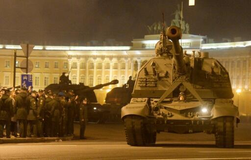 Russia's military expense last year came in at $66.3 billion (54.9 billion euros), 20 percent lower than in 2016, the Stockholm International Peace Research Institute (SIPRI) said