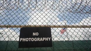 La base militaire américaine de Guantanamo Bay, à la pointe sud-est de Cuba.