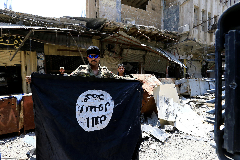 Bendera ya Islamic State