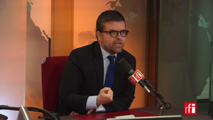 Luc Carvounas sur RFI le 15 janvier 2018.