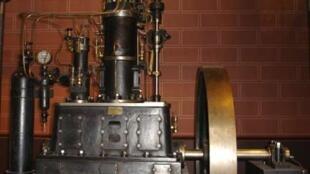 Le premier moteur Diesel.