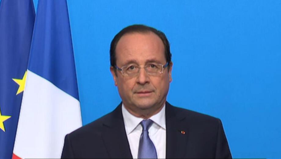 Le président François Hollande entame une visite en Turquie.
