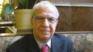 امیر طاهری، روزنامهنگار و کارشناس مسائل جهان عرب در لندن