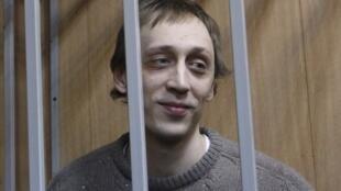 O bailarino do Bolshoi Pavel Dimitrichenko, principal suspeito da agressão com ácido comparece nesta terça-feira ante a justiça.