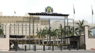 Entrée du palais présidentiel gabonais, à Libreville (image d'illustration).