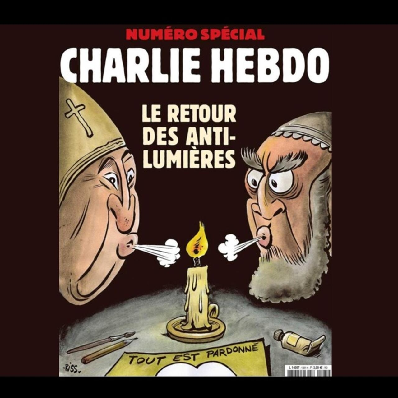 Charlie Hebdo Four Years On