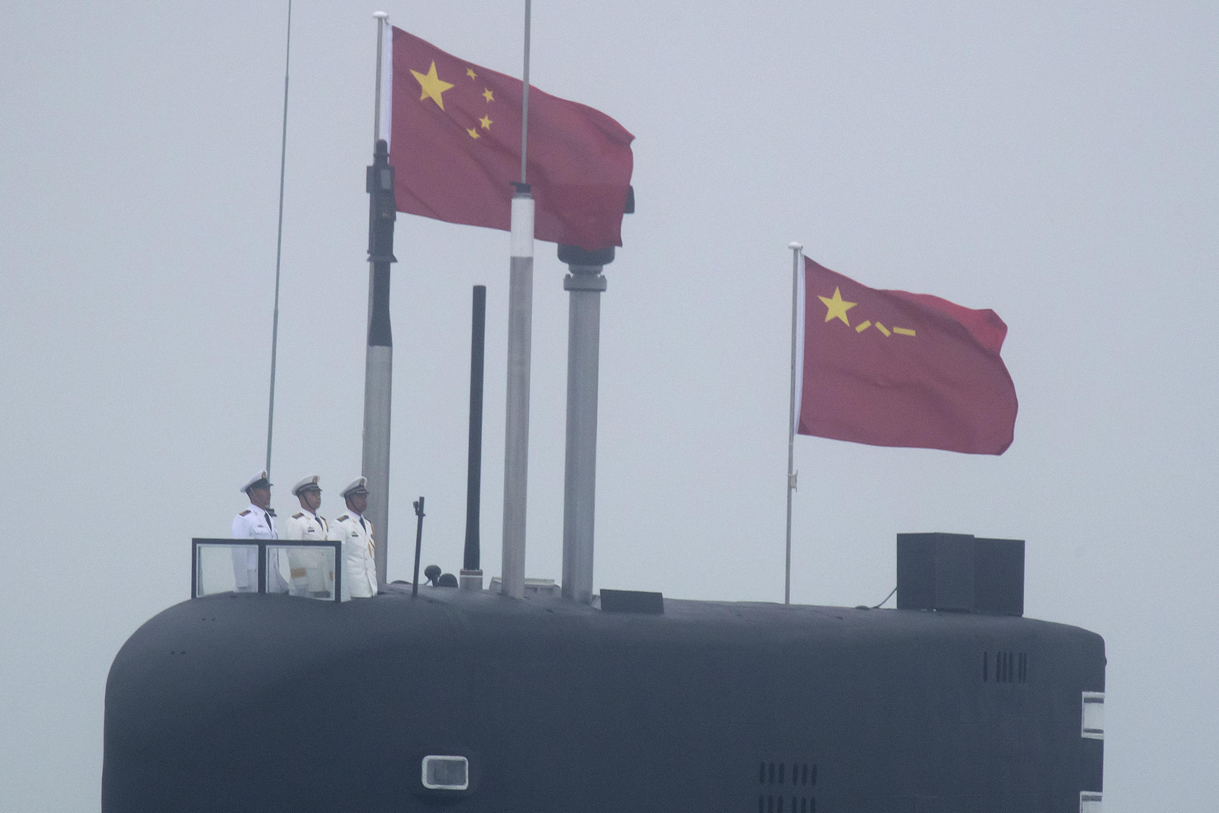 Chine - Sous marin