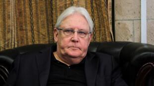 Martin Griffiths mai shiga tsakanin rikicin Yemen cikin shirin barin kasar