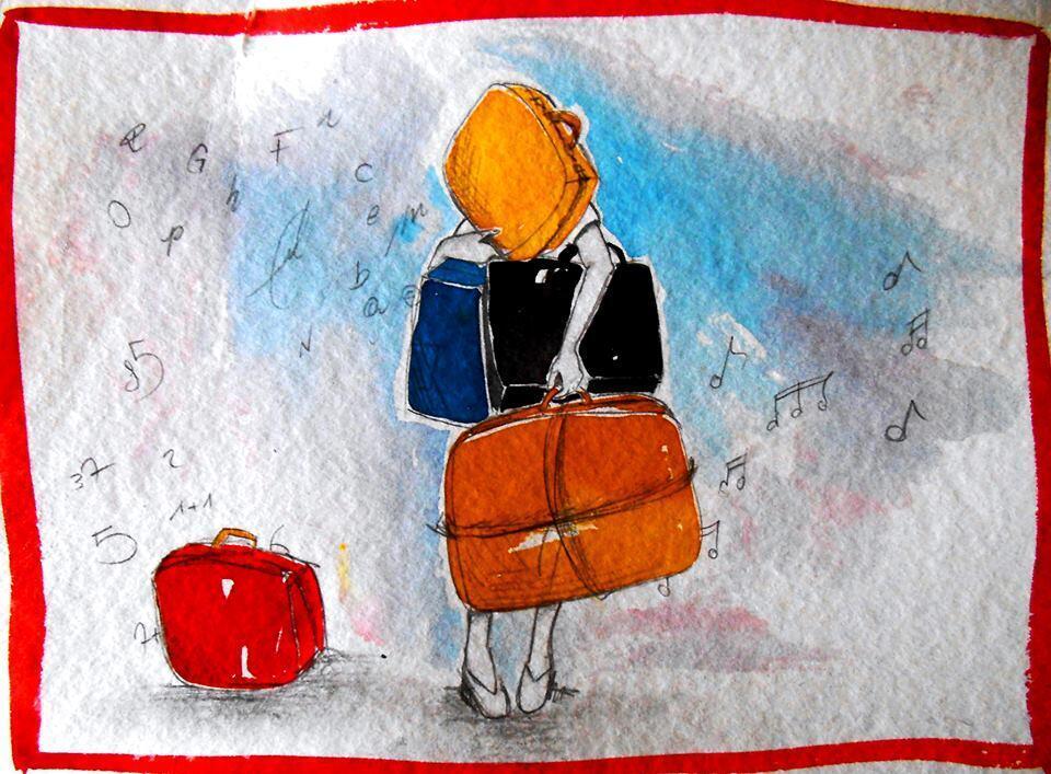 La valise sonore de Marie Rose Moro.