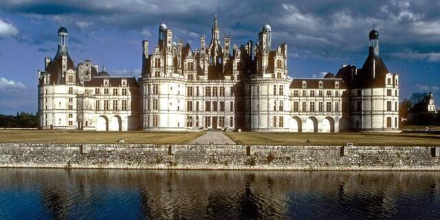 法國香波城堡